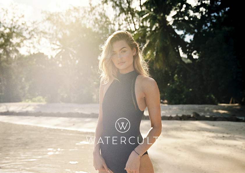 Watercult Black Mesh