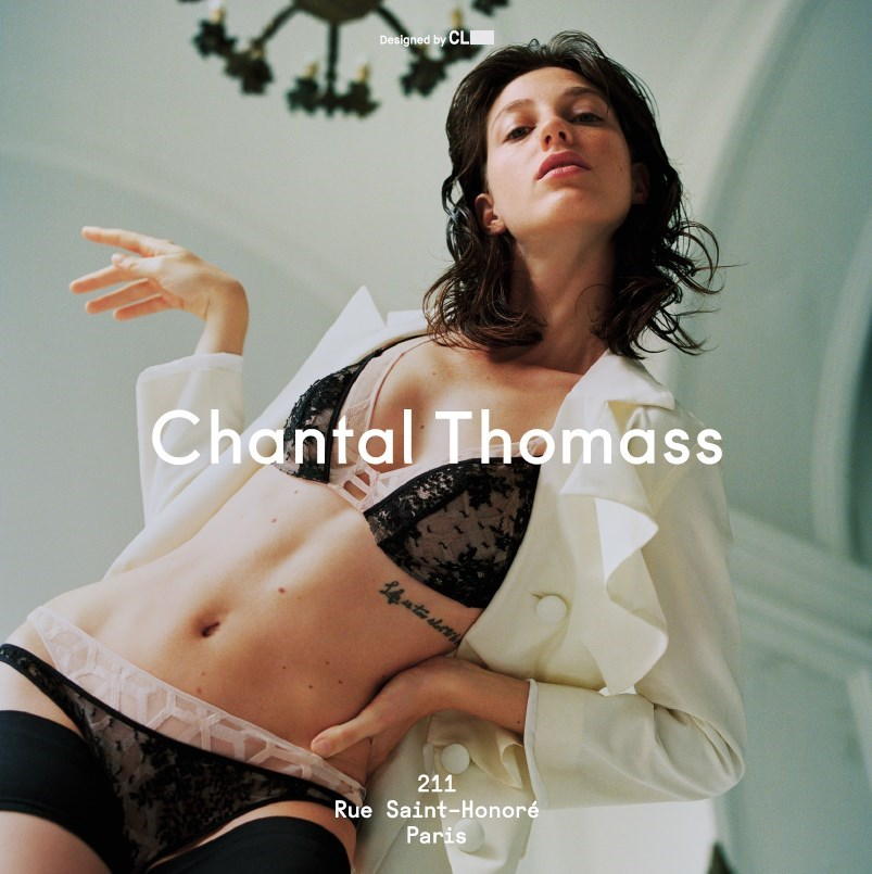 Chantal Thomass Asymétrie